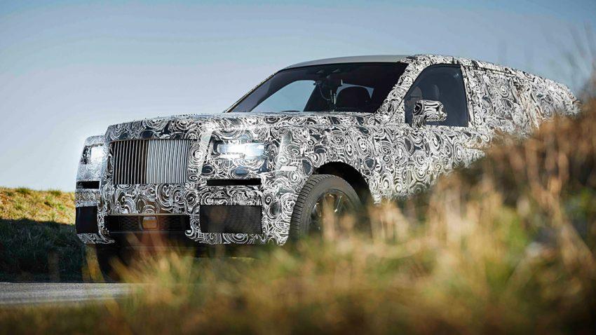 Rolls-Royce Cullinan: Sympathieträger