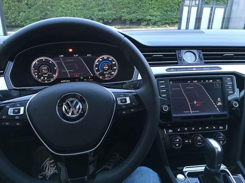 VW Passat Variant Highline 2.0 TDI DSG