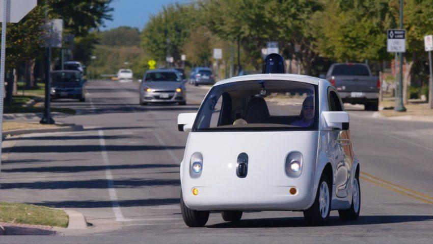 Google-Mutter-Alphabet gründet eigene Firma für selbstfahrende Autos