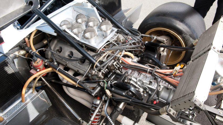 Einer der außergewöhnlichsten Ferrari-Motoren