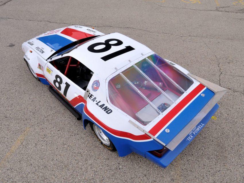 Das Camaro-Abenteuer in Le Mans