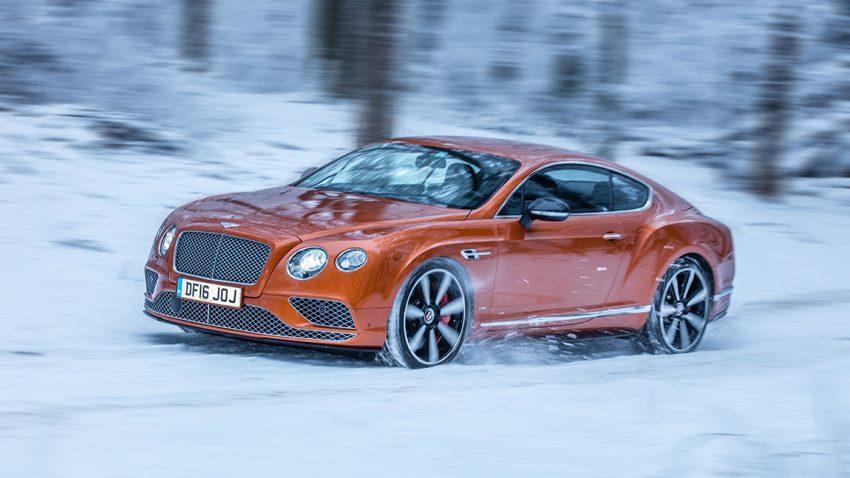 Bentley Continental GT V8 S: Eine Frage des Reichtums