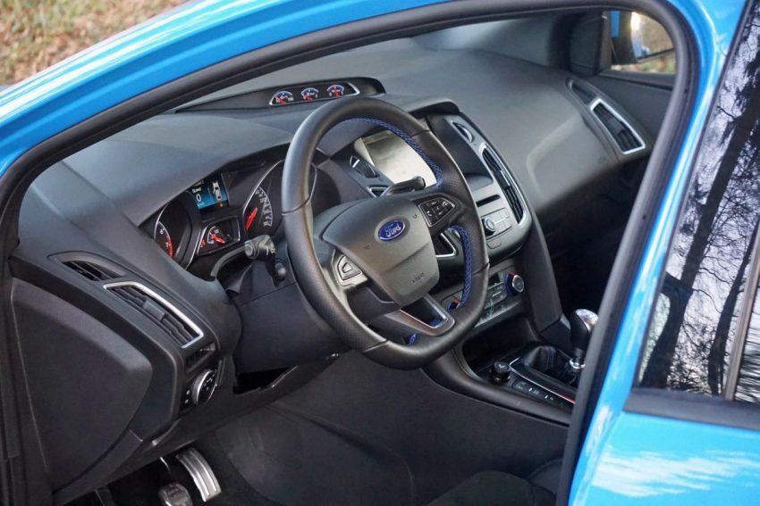 Ford Focus RS: Ein Auto fürs Bauchgefühl