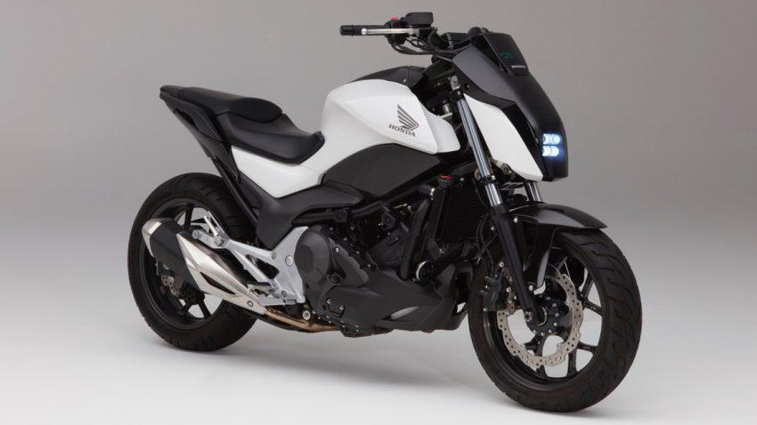 Dieses Motorrad kann nicht umkippen
