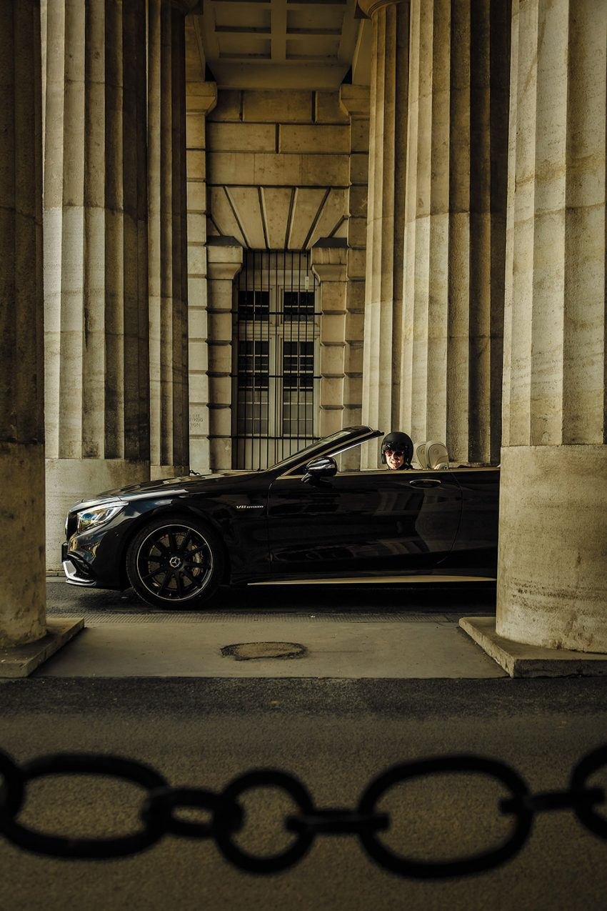 Mercedes-AMG S 63 4matic Cabrio: Hut ab!