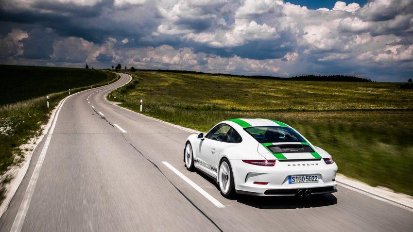 Porsche-Ikonen: 911R und 964RS