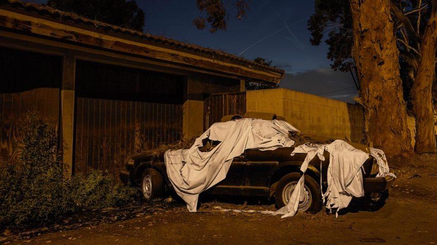 Schlafende Autos wecken? Nicht mit Gerd Ludwig
