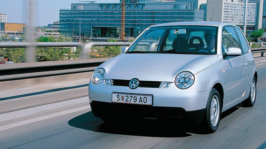 VW Lupo FSI: Otto Minderverbraucher