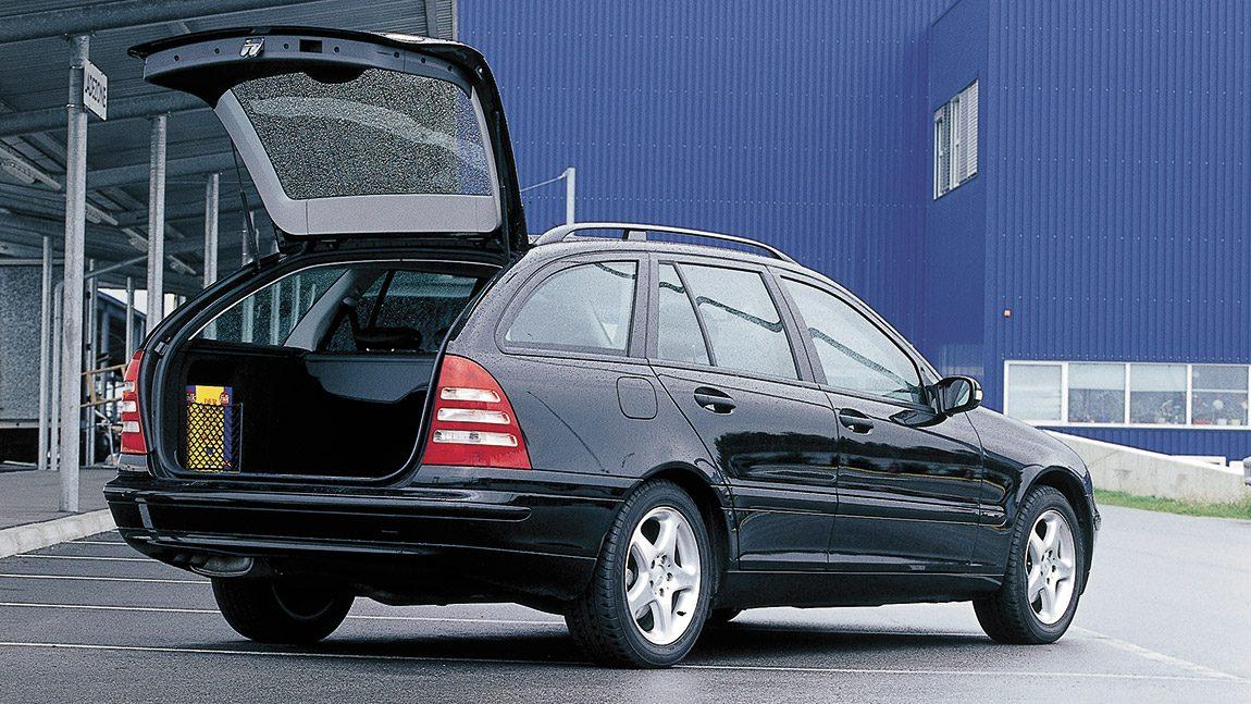 Mercedes-Benz C 220 CDI T-Modell: Flirren an der Grundlinie