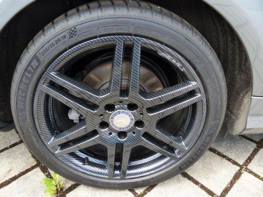 Mercedes E-350 Coupe AMG Avantgarde (verkauft)