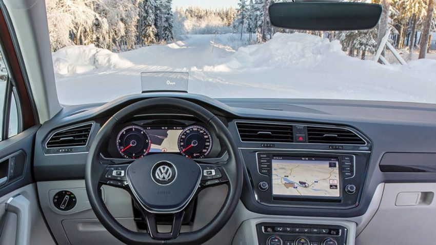 Gegen Vereisung: VW integriert unsichtbare Silberschicht in Frontscheibe