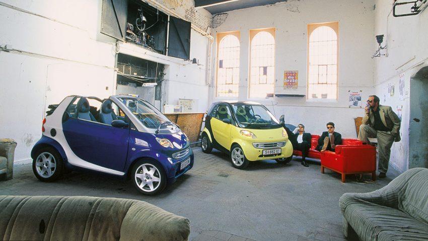 Smart cdi Cabrio/61-PS-Benziner: Es wird.