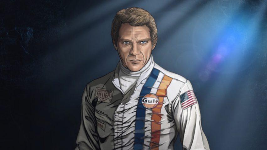 Steve McQueens Le Mans gibt's jetzt auch als Comic