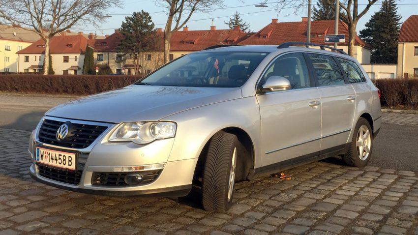 Volkswagen Passat Variant Comfortline Business 1.9 TDI DPF