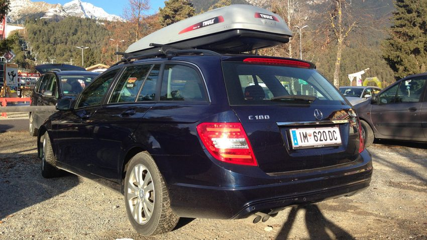 Mercedes Benz C 180 T CDI