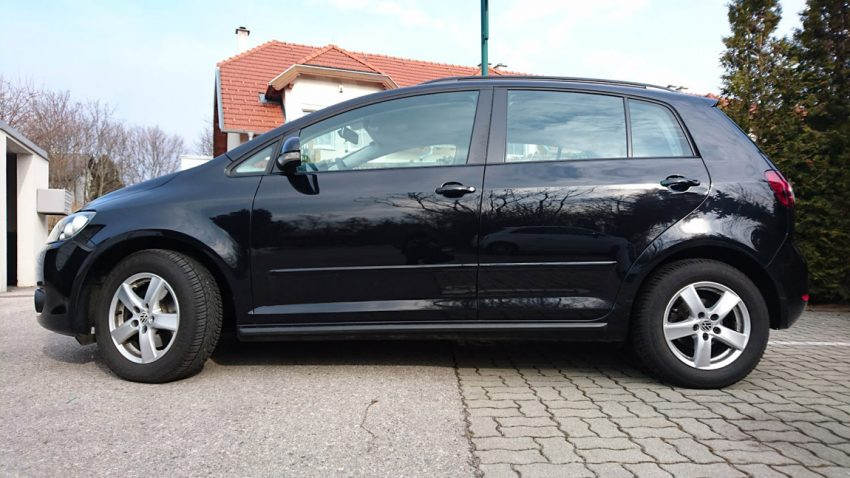 VW Golf Plus Rabbit 1.6 TDI BMT
