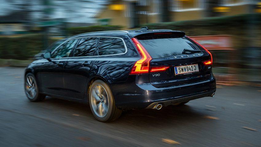 Volvo V90 & S90: Das große Volvolen