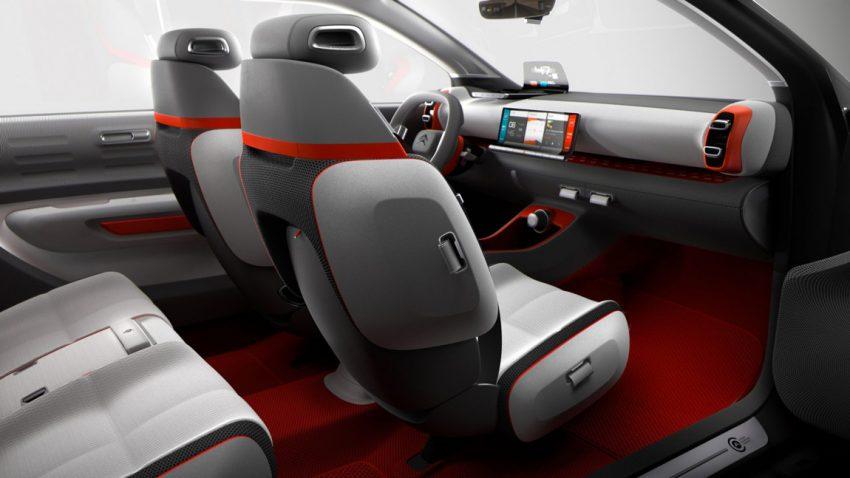 Türen weit auf für das Citroën C-Aircross Concept