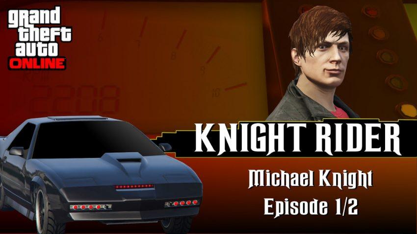 """Fans stellten ganze """"Knight Rider""""-Episode in """"GTA V"""" nach"""