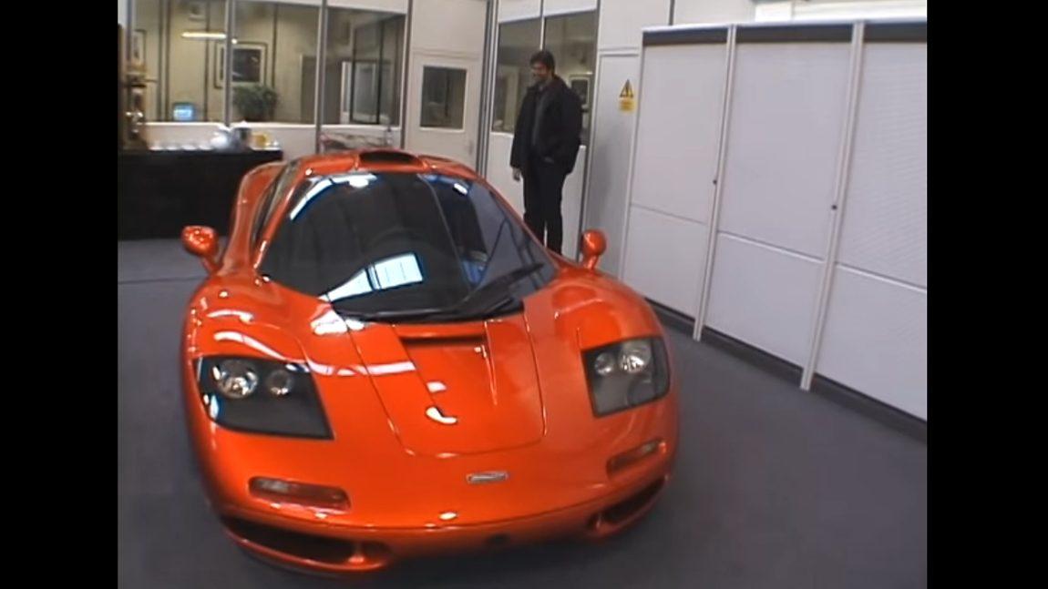 So aufregend war es, einen McLaren F1 zu bekommen und zu fahren!