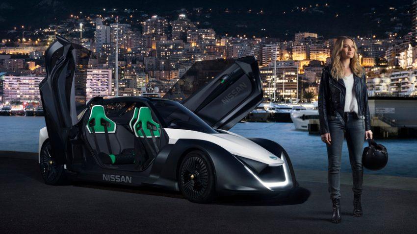 Margot Robbie ist Nissans Elektroauto-Botschafterin