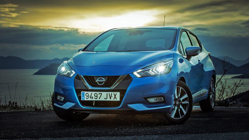 Nissan Micra: Aus die Maus