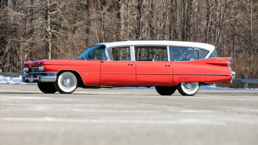 Cadillac Broadmoor Skyview, der Name ist Programm