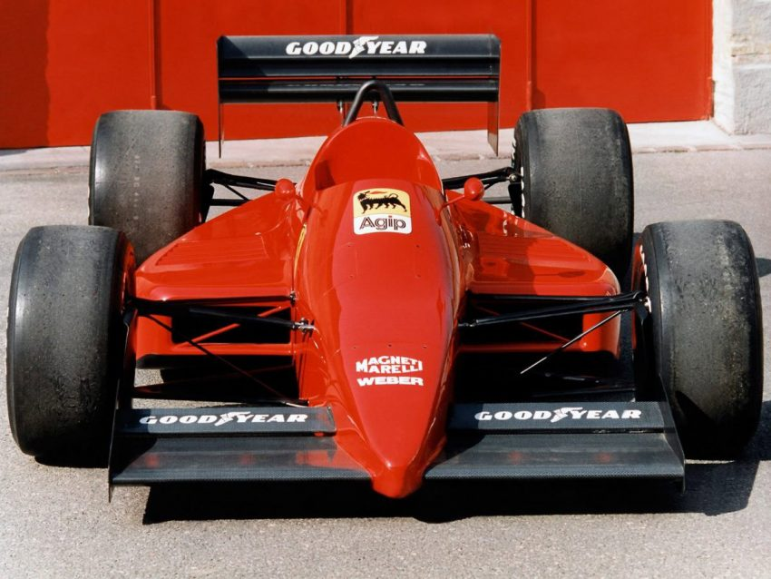 Ferrari und Indianapolis, alles nur Show?