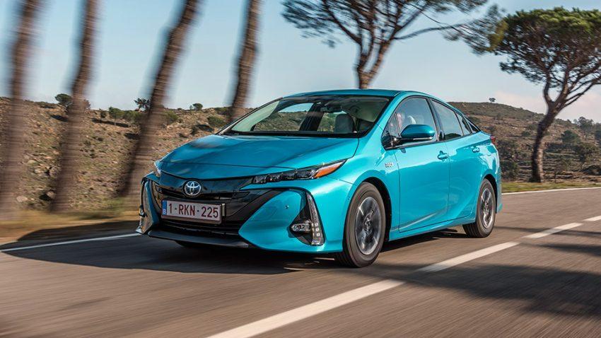 Toyota Prius Plug-In Hybrid: Die Avantgarde des Tüftelns