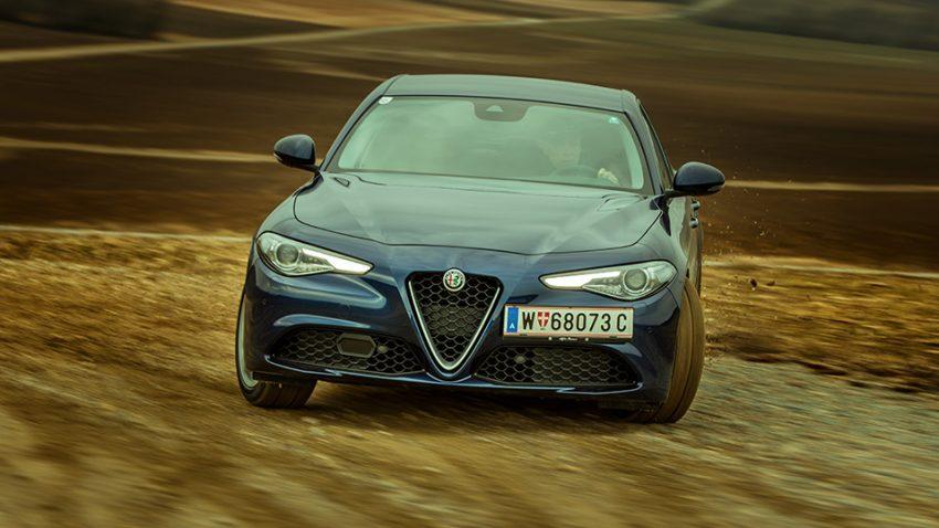 Alfa Romeo Giulia Super 2,2 Diesel: Einsteiger für Fortgeschrittene
