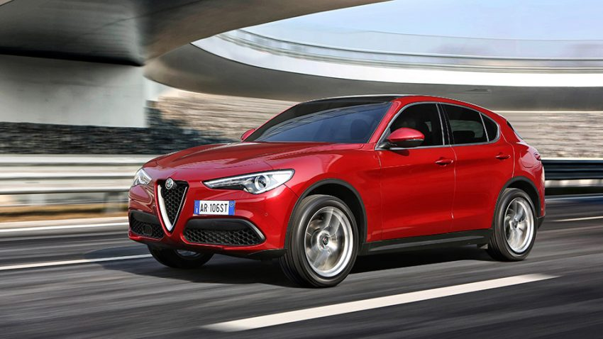 Alfa Romeo Stelvio: Lässig im Hauptstrom