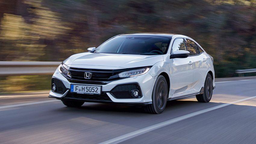 Honda Civic: Weltmusik