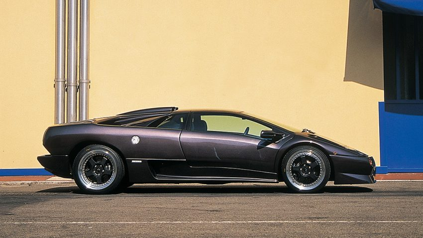 Lamborghini Diablo SV: Powerhouse from hell