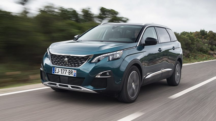 Peugeot 5008: Von wegen verwegen