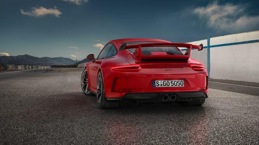 Porsche 911 GT3: Großartige Technik und Handschalter