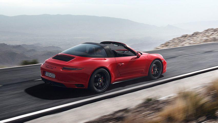 Porsche 911 Carrera GTS: Kulturdroge