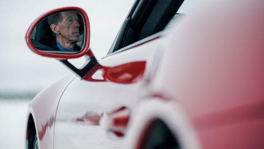 Mit Walter Röhrl im Porsche 911 turbo