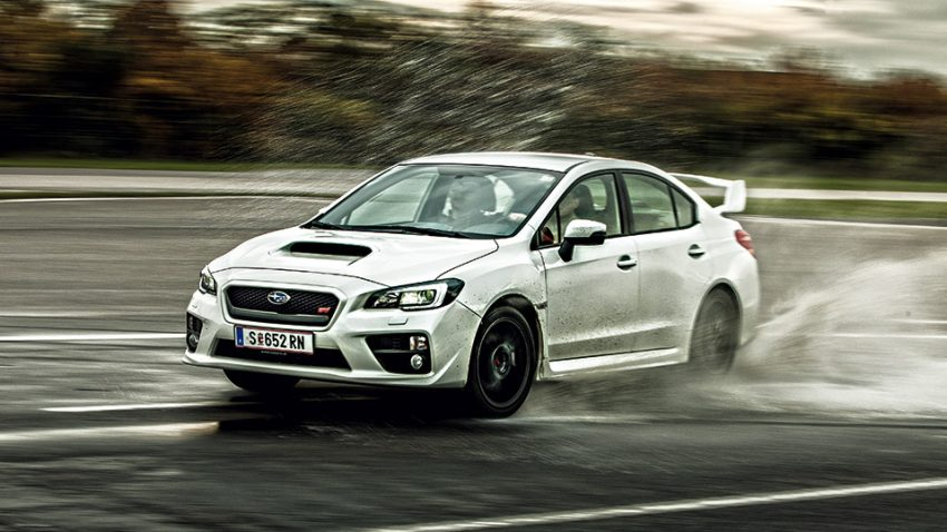 Subaru WRX STi: Der letzte Mohikaner