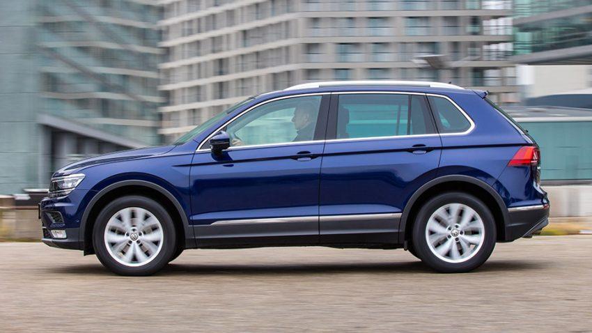 VW Tiguan TDI 4motion DSG Highline: Zu Diensten