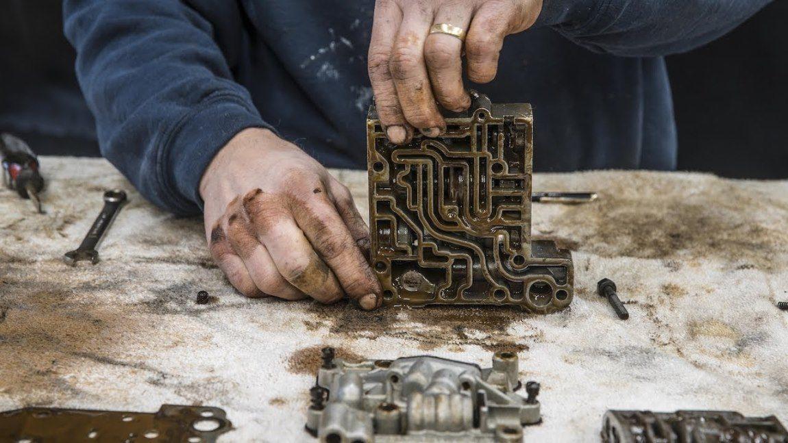 Wie man ein Automatikgetriebe auseinandernimmt und wieder zusammenbaut - in nur 5 Minuten