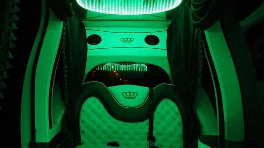 Chrysler PT Kutschler: Diese Hochzeits-Limo könnte euch gehören