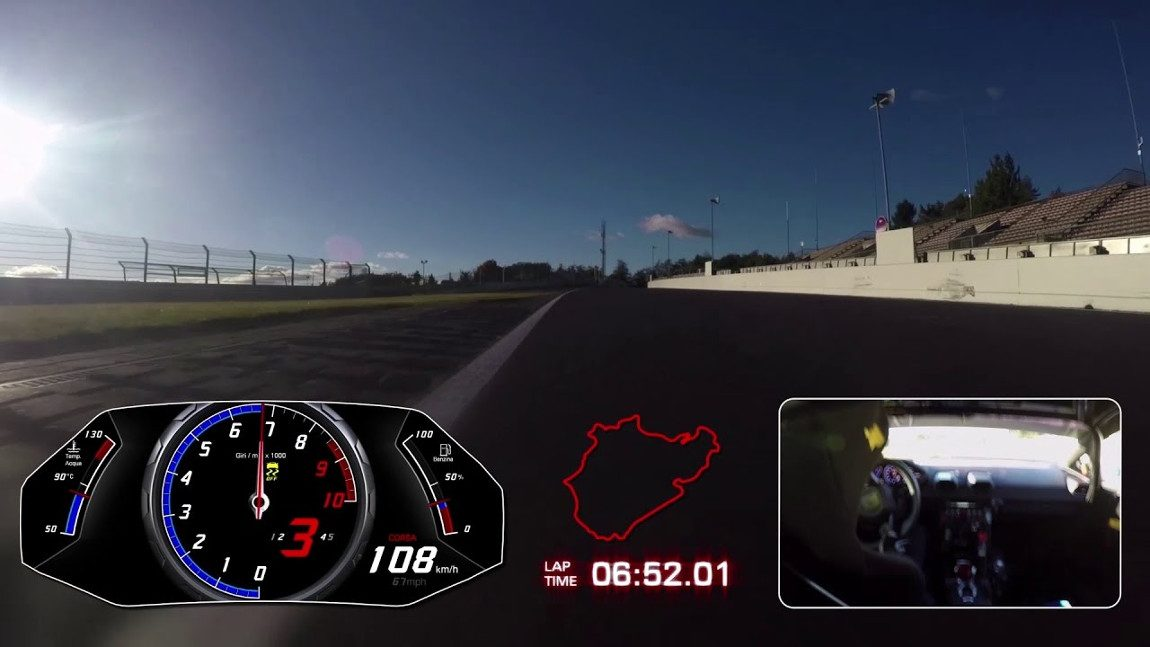 Onboard-Video: Lamborghini Huracán Performante bricht Nordschleifen-Rekord