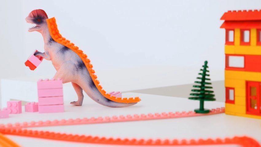 Dieses Klebeband verwandelt alles in LEGO