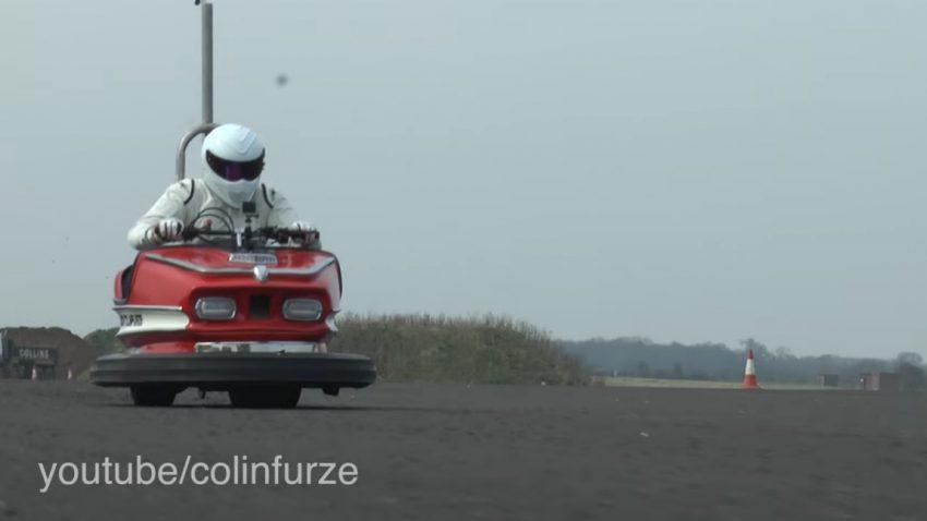 The Stigs Weltrekord-Versuch in einem 160 km/h-Autodrom-Fahrzeug