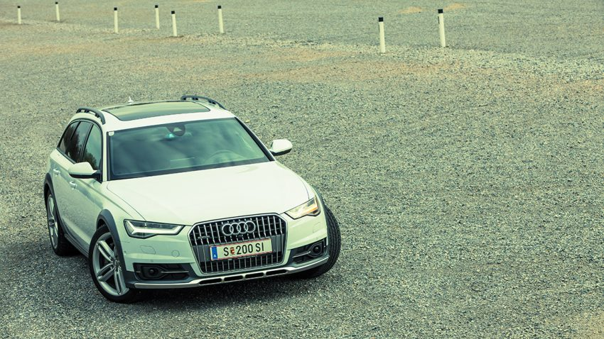 Audi A6 Allroad: SULV lebt!