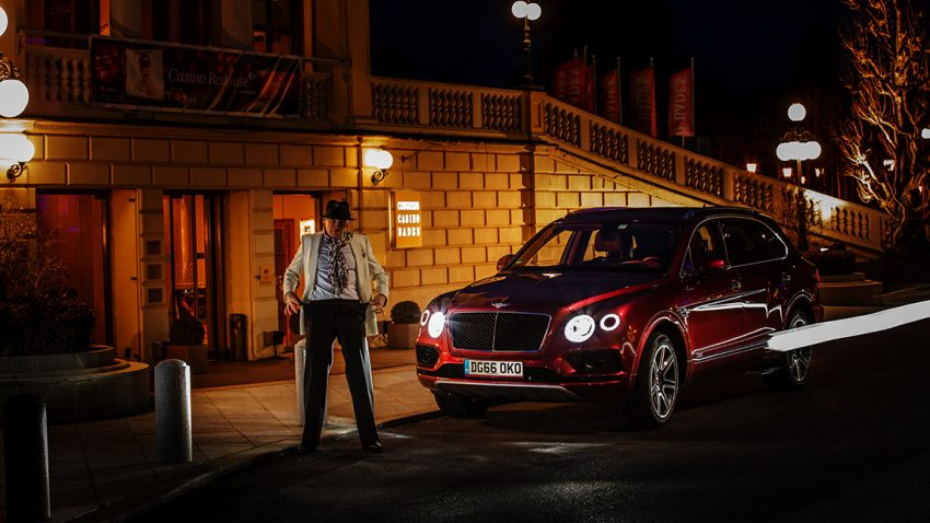 Bentley Bentayga Diesel: Have Car, Will Gamble