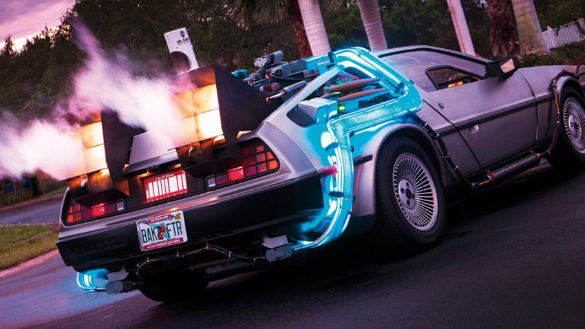 DeLorean DMC-12: Zielzeit 2015
