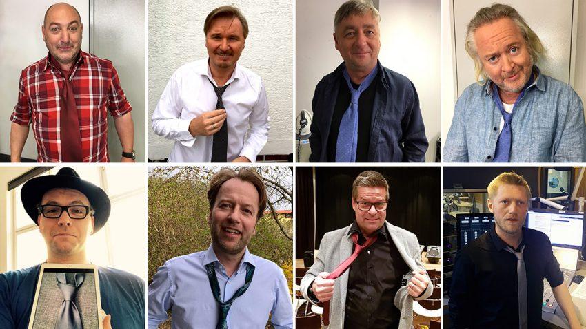 #LooseTie: Krawatte lockern, Prostatakrebs vorbeugen