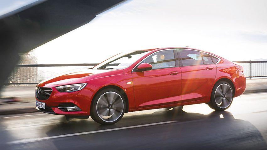 Opel Insignia Grand Sport: Lux Aeterna