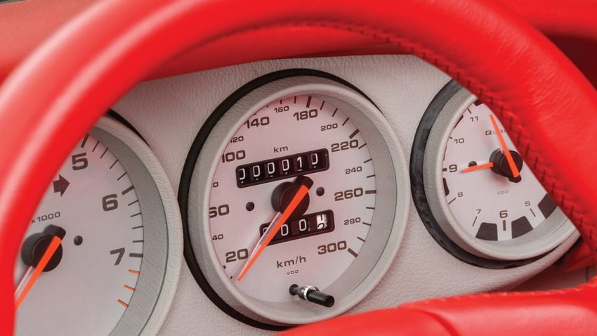 25 Jahre in der Garage, 10 Kilometer am Tacho und dann die Versteigerung